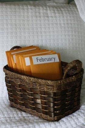 Wedding or engagement gift;  monthly prepaid dates