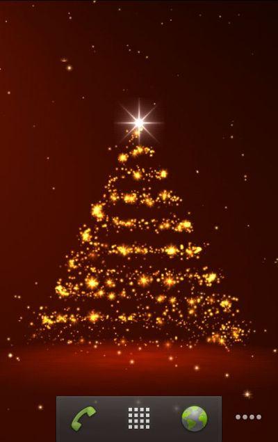 Free Live Christmas Wallpaper Iphone   Christmas ideas   Pinterest