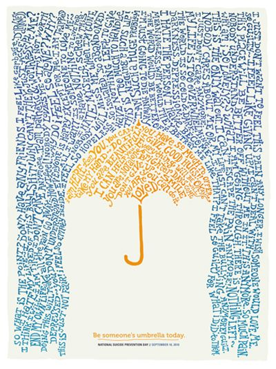 Pinterest - Someone's Umbrella