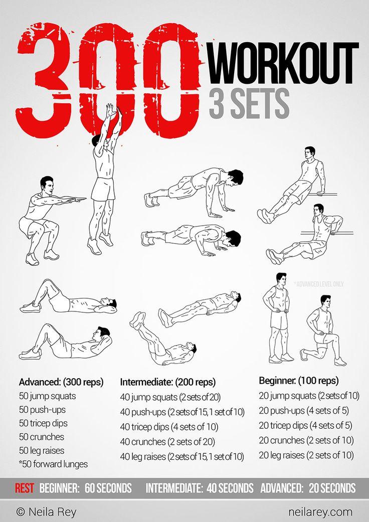 300 Workout Pdf Sport1stfuture Org
