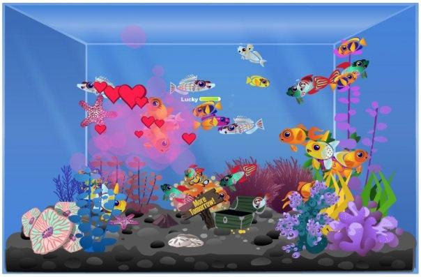 happy aquarium game | Fish and aquarium | Pinterest