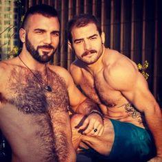 black beefy muscle bears tumblr