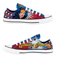 journeys, DC comics shoes