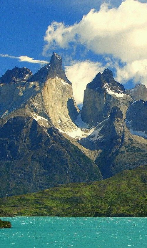 Patagonia, Chile   http://www.travelandtransitions.com/destinations/destination-advice/latin-america-the-caribbean/chile-travel-guide-santiago-the-andes-mountains-easter-island-valparaiso-patagonia-tierra-del-fuego-and-much-more/