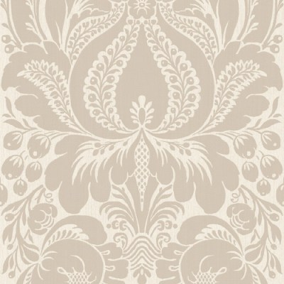 Shand Kydd Gray Strippable Non-Woven Prepasted Classic Wallpaper JW105663