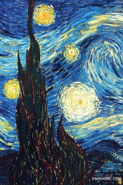 Starry Night | iPhone Wallpaper | Pinterest