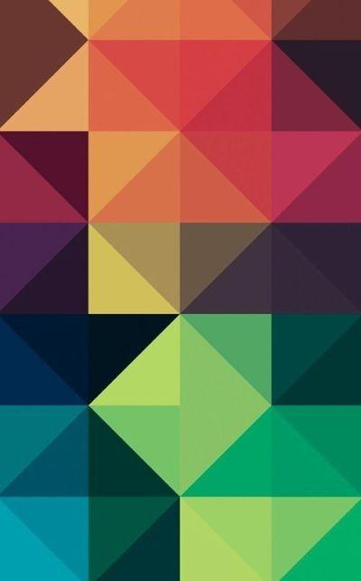 Iphone Wallpaper Geometric | Green Poison
