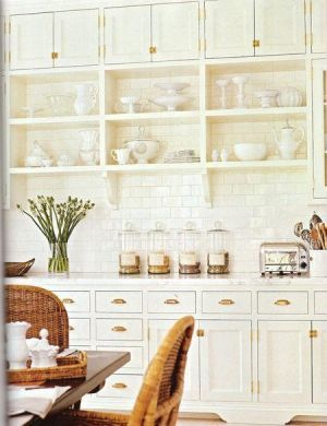 Open Shelving  |  Mrs. Fancee