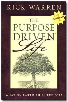 Image result for the purpose driven life