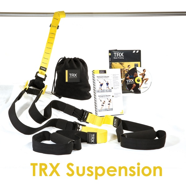 TRX Suspension Training Straps-One of my weight loss secrets!! It's so ...