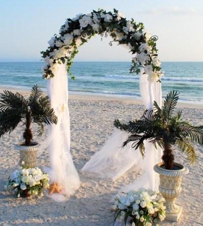 Wedding arch | wedding ideas | Pinterest