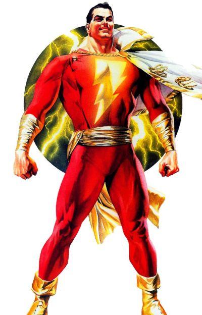 Captain Marvel - Alex Ross | comics | Pinterest
