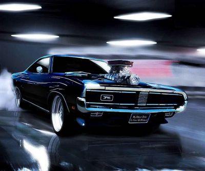 69 Dodge Charger Muscle Car | Autos.. | Pinterest