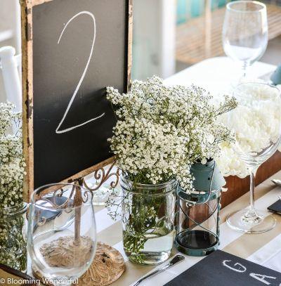 DIY rustic ideas | Wedding Receptions | Pinterest