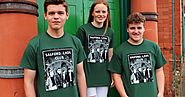 Smiths Shirts | Salford Lads Club set off on trip to America - thanks to Smiths shirt sales - Manchester Evening News