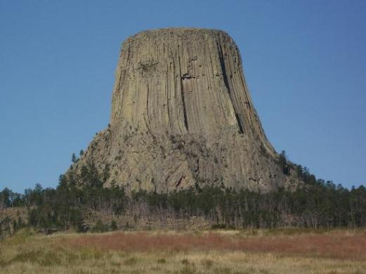 Black Hills: Devils Tower in Wyoming