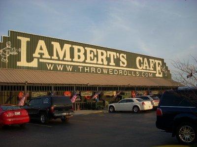 Lambert's Cafe III, Foley - Menu, Prices & Restaurant Reviews - TripAdvisor