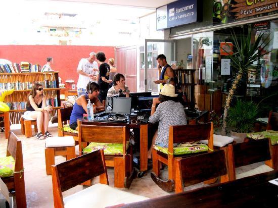 Fotos de Chango Cafe Internet, Playa del Carmen