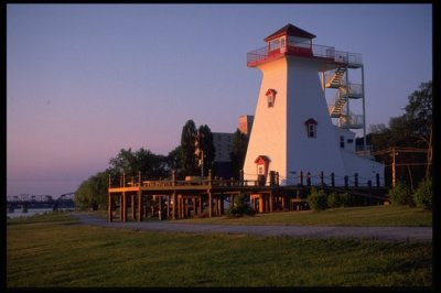 Lighthouse on the Green Reviews - Fredericton, New Brunswick Attractions - TripAdvisor
