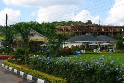 Igongo Cultural Centre grounds