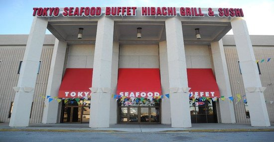 Image result for tokyo seafood buffet security mall price