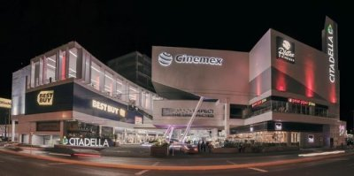 Nice mall for cinema and restaurants - Review of Citadella ...