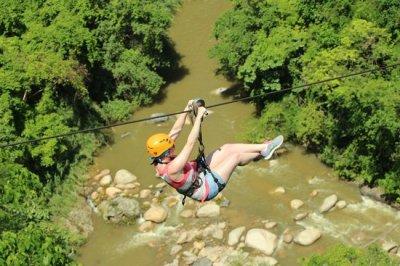 Ziplining - Picture of Canopy River, Puerto Vallarta - TripAdvisor
