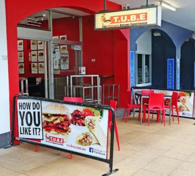 TUBE The Ultimate Burger Experience, Townsville - Restaurant Reviews, Phone Number & Photos ...