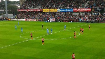 French football stadium - Stade du Roudourou, Guingamp Traveller Reviews - TripAdvisor