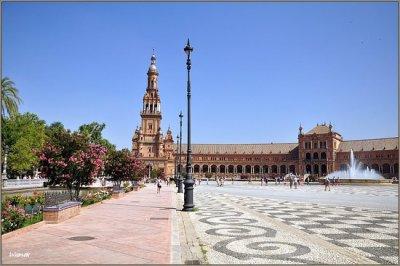 Plac Hiszpański (Sewilla, Hiszpania) - opinie - TripAdvisor
