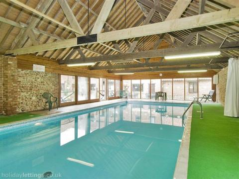 East Barn with Pool