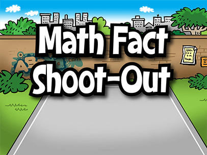 Math Facts Basketball   Learn Basic Math Operations Children will enjoy solving math problems while playing Math Fact  Basketball  Children choose from addition  subtraction  multiplication or  division