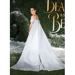 Small Crop Of Beauty And The Beast Wedding Dress