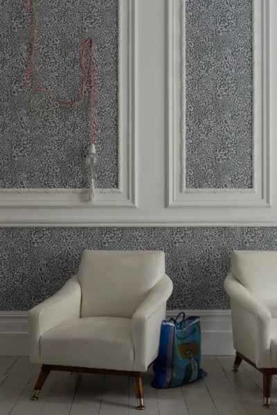Farrow & Ball's Striking New Wallpapers | Architectural Digest