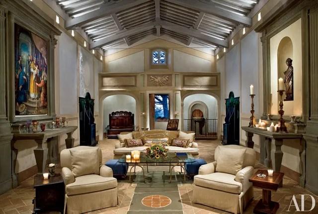 L 19 Romantic Rooms In Italian Homes