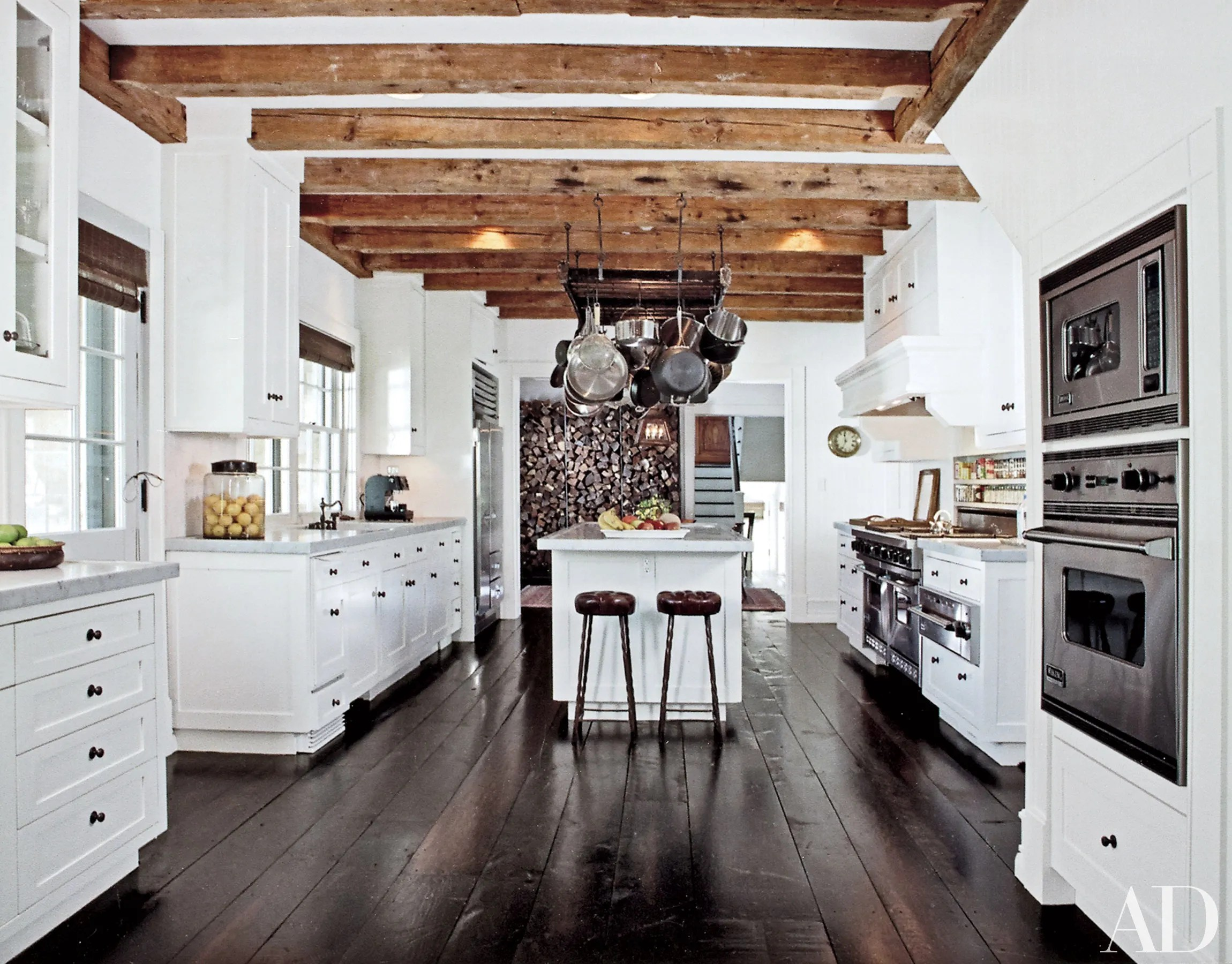 trends off white kitchen cabinets Photo Charles S White