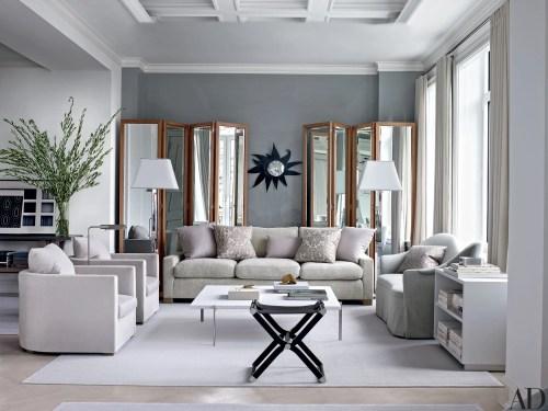 Medium Of 1950s Living Room