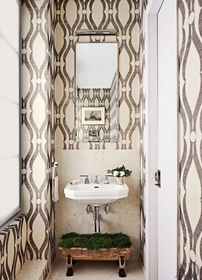 10 Small-Bathroom Ideas to Make Your Bathroom Feel Bigger | Architectural Digest