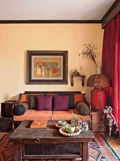 Inside Sabyasachi Mukherjee's Home in Kolkata   AD India