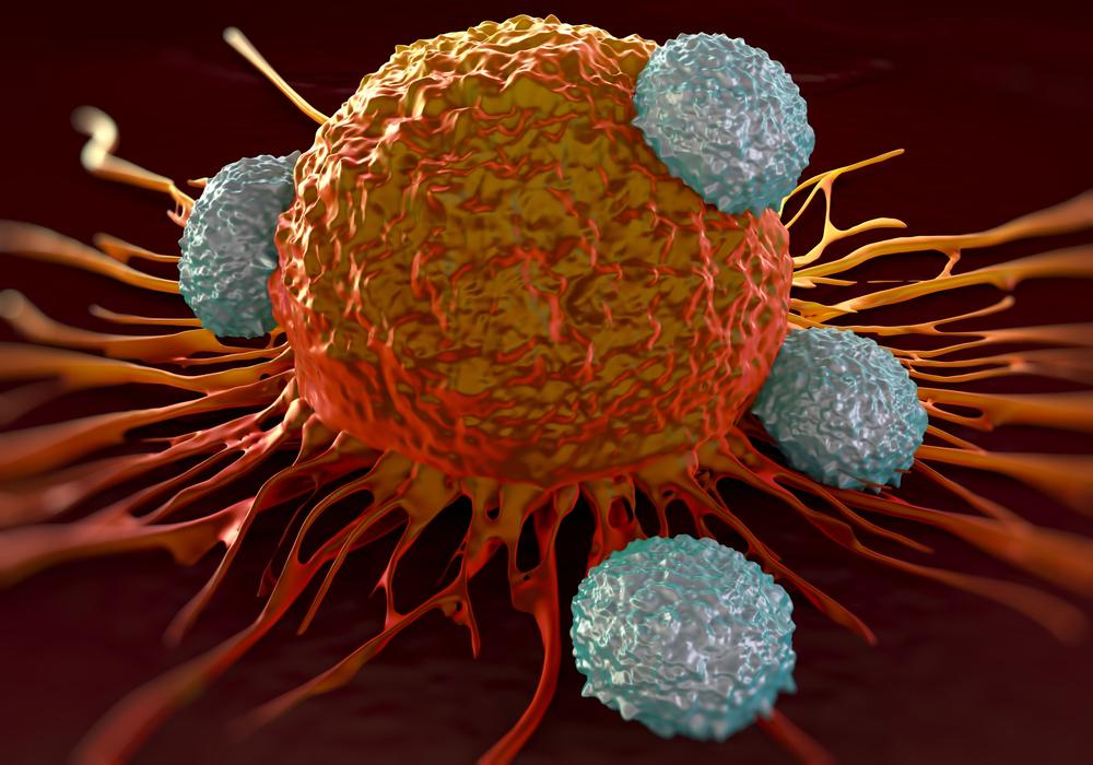 Forskarteam rapporterar genombrott inom immunterapi mot cancer