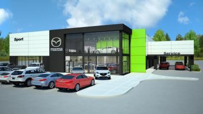 Tesla mini-store, Orlando Sport Mazda dealership for lease or sale - Orlando Business Journal