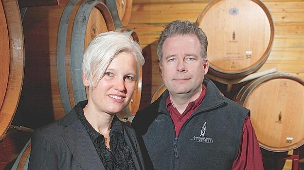 BeauVine Vineyards LLC in Lockport, owned by Robin Ross and her husband, Duncan, is spending $1.3 million to add a 14,000-square-foot grape processing/retail facility, new harvesting equipment and purchase nearby land for more farming.