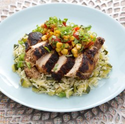 Attractive Blackened Ken Zucchini Rice Saut Blackened Ken Zucchini Rice Corn Blackened Ken Recipe Stove Blackened Ken Recipe Bobby Flay