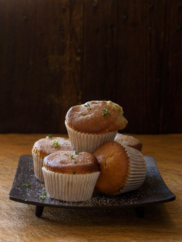 Sweet Thyme and sugar muffin32173