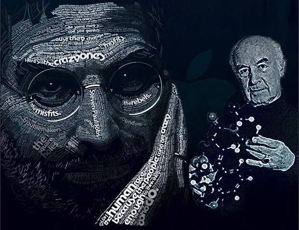 Steven Paul Jobs by dylanroscover