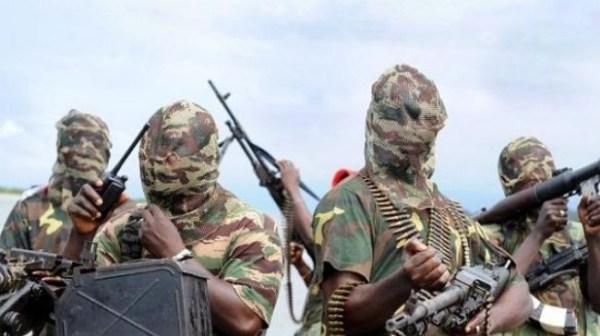 Islamist Boko Haram militants. Photo: Reuters