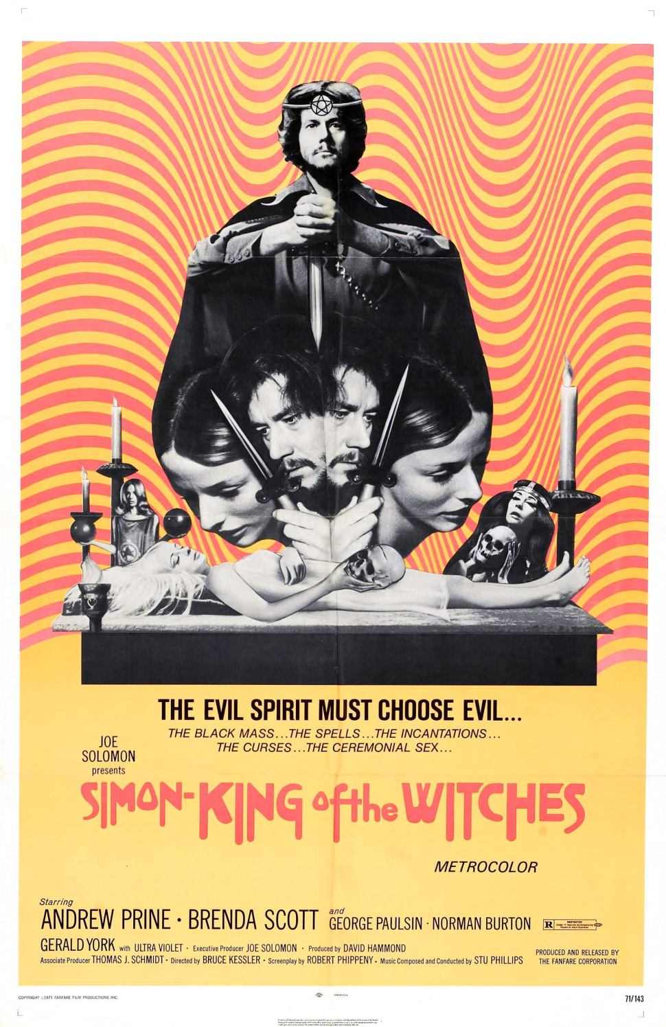 HMM simon king of the witches