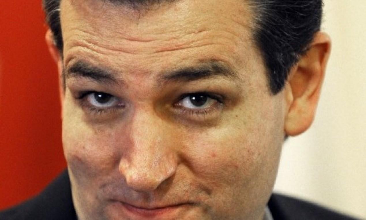 Ted Cruz. So gross.