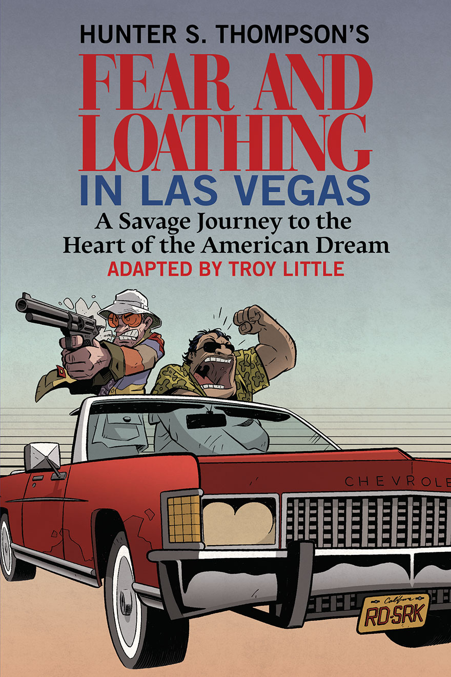Fear and Loathing cover for BB