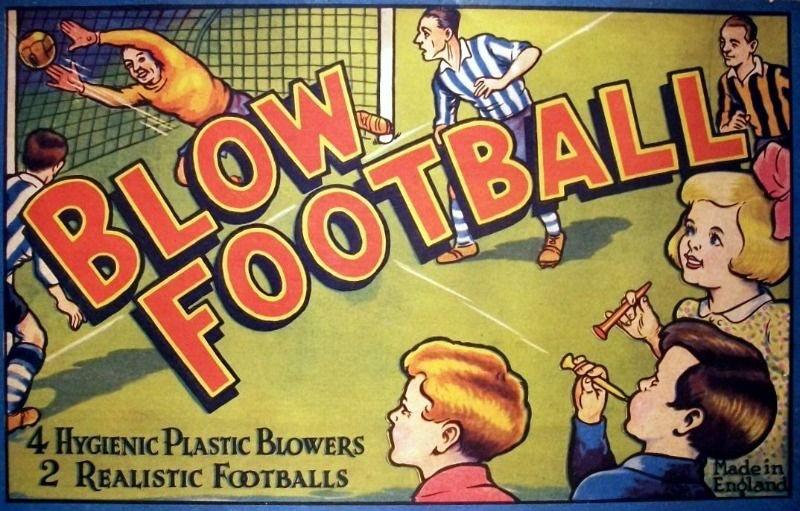blow-football